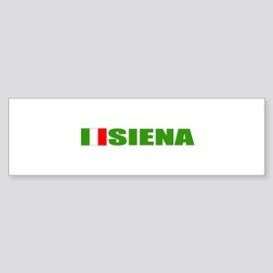 Siena, Italy Bumper Sticker