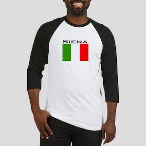 Siena, Italy Baseball Jersey