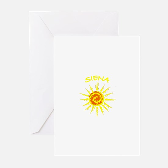 Siena, Italy Greeting Cards (Pk of 10)