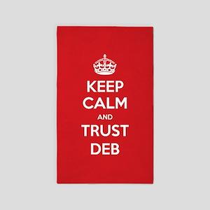Trust Deb 3'x5' Area Rug