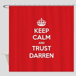 Trust Darren Shower Curtain