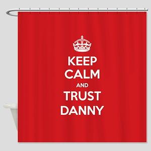 Trust Danny Shower Curtain