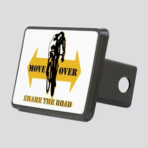 Move Over Share The Road Hitch Cover