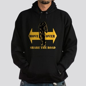 Move Over Share The Road Hoodie