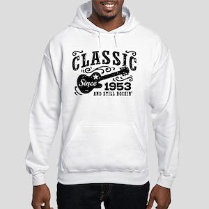 Classic Since 1953 Hooded Sweatshirt