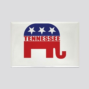 Tennessee Republican Elephant Magnets