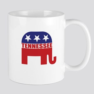 Tennessee Republican Elephant Mugs