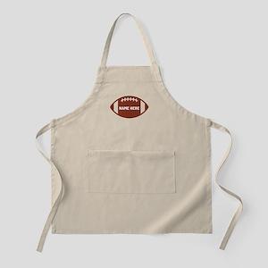 Customize a Football Apron