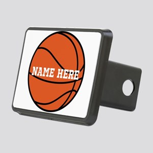 Customize a Basketball Hitch Cover