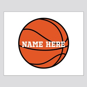 Customize a Basketball Posters