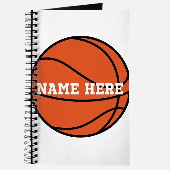 Customize a Basketball Journal