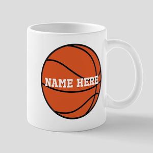 Customize a Basketball Mugs