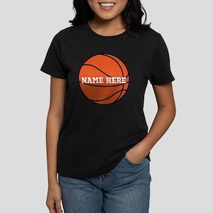 Customize a Basketball T-Shirt