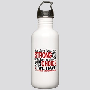 MDS How Strong We Are Stainless Water Bottle 1.0L