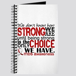 MDS How Strong We Are Journal