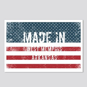 Made in West Memphis, Ark Postcards (Package of 8)
