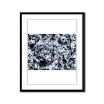 Flowering time Framed Panel Print