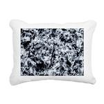 Flowering time Rectangular Canvas Pillow