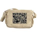 Flowering time Messenger Bag