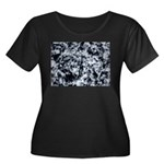 Flowering time Plus Size T-Shirt