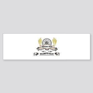 WV OT patch Bumper Sticker