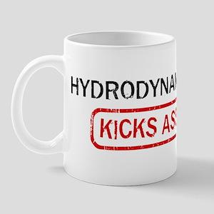 HYDRODYNAMICS kicks ass Mug
