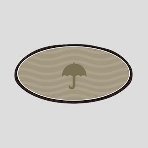 Sage Umbrella Waves Patches