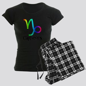 Capricorn Women's Dark Pajamas