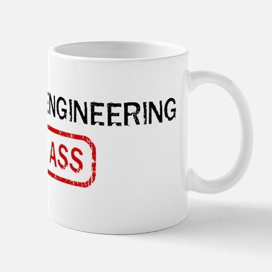 BIOMEDICAL ENGINEERING kicks  Mug