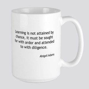 Abigail Adams - Learning Mugs