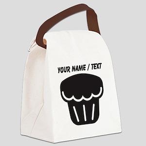 Custom Muffin Canvas Lunch Bag
