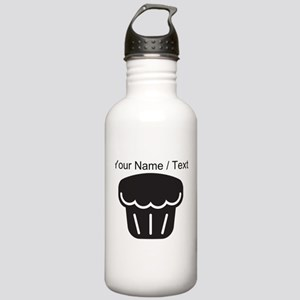 Custom Muffin Water Bottle