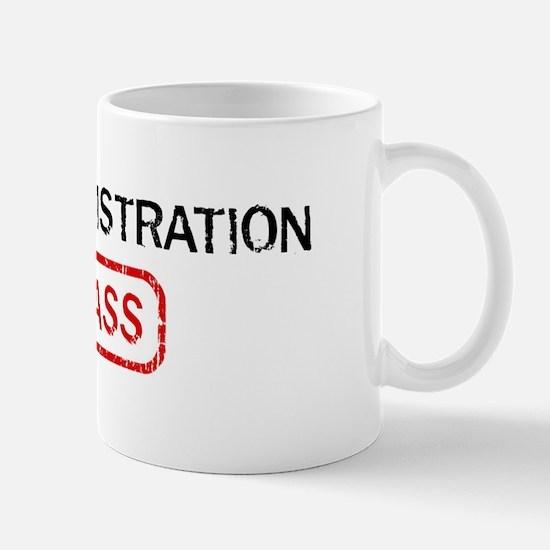 HOTEL ADMINISTRATION kicks as Mug