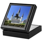 New Orleans Keepsake Box