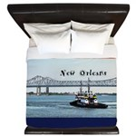 New Orleans King Duvet