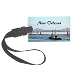 New Orleans Large Luggage Tag