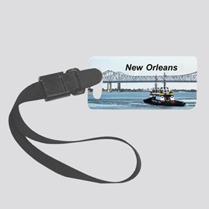 New Orleans Small Luggage Tag