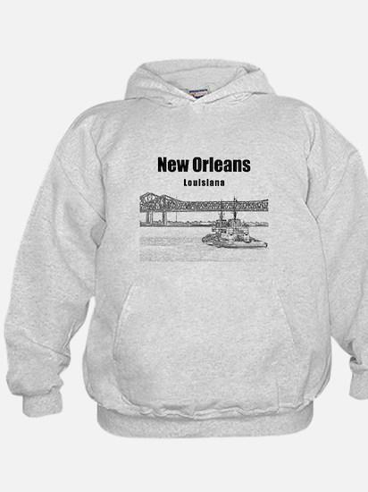 New Orleans Hoodie