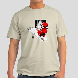 Spider-Man Face Light T-Shirt