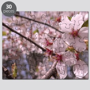 Cherry Blossoms Puzzle