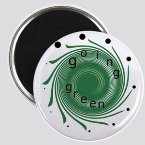 """Going Green 2.25"""" Magnet (10 Pack) Magnets"""