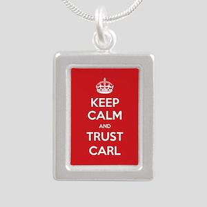 Trust Carl Necklaces