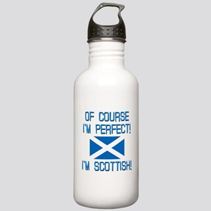I'm Perfect I'm Scotti Stainless Water Bottle 1.0L