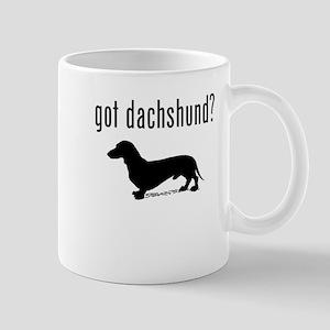 got dachshund? Mugs