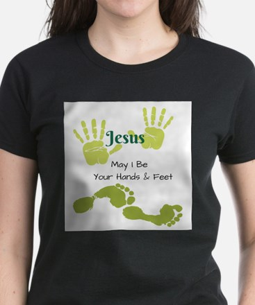 Hands Feet T-Shirt
