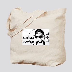 Ajuma Power Tote Bag