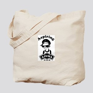 Aspiring Ajuma Tote Bag