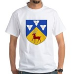 Stephan McCarty's White T-Shirt