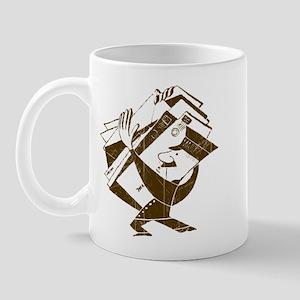 Vintage Mailman Mug