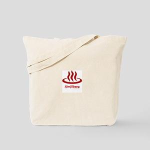 Jjimjilbang Korean Bathhouse Tote Bag